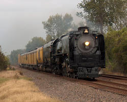 Railfan Trip: 10-15-16: The 844 Returns by lonewolf3878