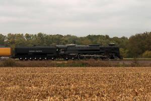 Railfan Trip: 10-15-16: Field Shot by lonewolf3878