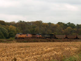 Railfan Trip: 10-15-16: DPU's by lonewolf3878