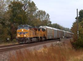 Railfan Trip: 10-15-16: Auto Train by lonewolf3878
