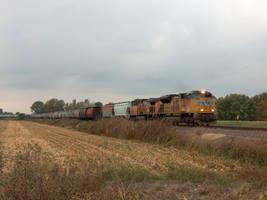 Railfan Trip: 10-15-16: Final Shot by lonewolf3878