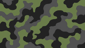 NLR Air Force Forest Camouflage Pattern by lonewolf3878