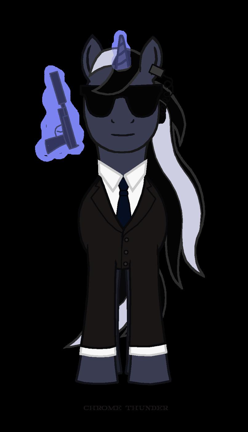 Agent Chrome Thunder