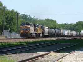 Railfan Trip: 7-8-17: Lawrence Area by lonewolf3878