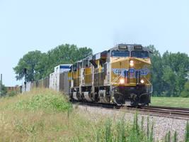 Railfan Trip: 7-8-17: Eastbound from Turkey Creek by lonewolf3878