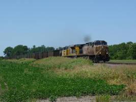 Railfan Trip: 7-8-17: King Coal by lonewolf3878