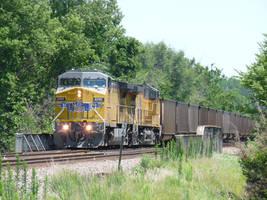 Railfan Trip: 7-8-17: Clean For a Change by lonewolf3878