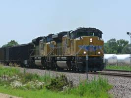 Railfan Trip: 7-8-17:  More Coal by lonewolf3878