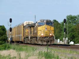 Railfan Trip: 7-8-17: Turkey Creek by lonewolf3878