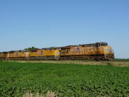 Railfan Trip: 7-8-17: Parting Shot by lonewolf3878