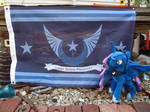 New Lunar Republic Custom Flag by lonewolf3878