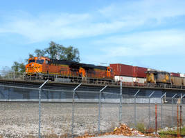 Railfan Trip: 9-30-17: Coming and Going by lonewolf3878