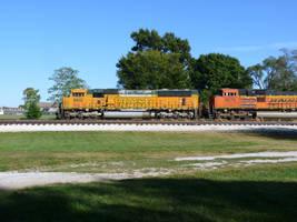 Railfan Trip: 9-30-17: Coal Train Veteran by lonewolf3878