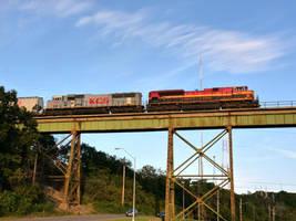 Railfan Trip: 9-30-17: Soarin' by lonewolf3878
