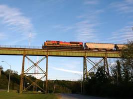 Railfan Trip: 9-30-17: Even the DPU Shot is Good by lonewolf3878