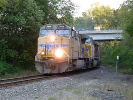 Railfan Trip: 9-30-17: Final Shot by lonewolf3878