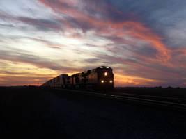 Railfan Trip: 10-19-17: Getting Closer by lonewolf3878