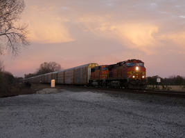 Railfanning 10-29-17: Final Shot by lonewolf3878