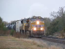 Railfan Trip: 11-11-17: Getting Colder by lonewolf3878