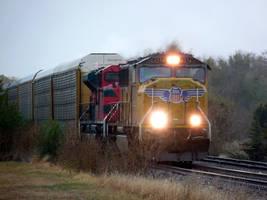 Railfan Trip: 11-11-17: Onion Pacific by lonewolf3878
