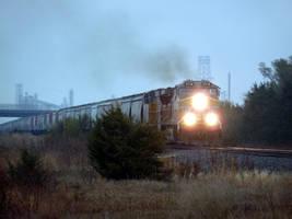 Railfan Trip: 11-11-17: Final Shot by lonewolf3878