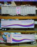 Equestria Train Cars 4