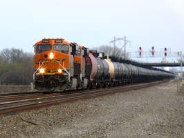 Railfan Trip - 3-31-18: Ethanol Train by lonewolf3878