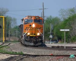 Rock Train by lonewolf3878