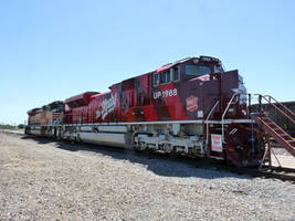 Railfan Trip - 5-26-18: Katy Days by lonewolf3878