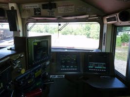 Railfan Trip - 5-26-18: In The Cab by lonewolf3878