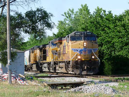 Railfan Trip - 5-26-18: Regional Crossing by lonewolf3878