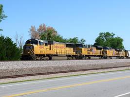 Railfan Trip: 6-28-18: Trackage Rights by lonewolf3878