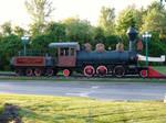 Railfan Trip: 6-28-18: Stuffed and Mounted