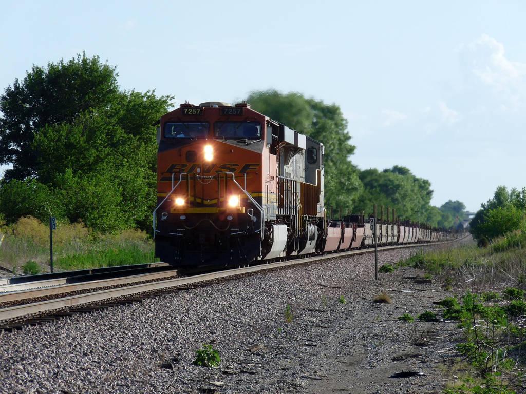 Railfan Trip: 7-4-18: Runnin' Empty by lonewolf3878