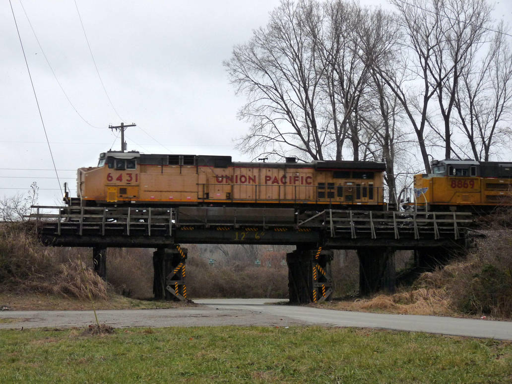 Railfan Trip: 12-3-18: Holiday Train Chase by lonewolf3878
