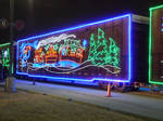 Railfan Trip: 12-3-18: Light Art