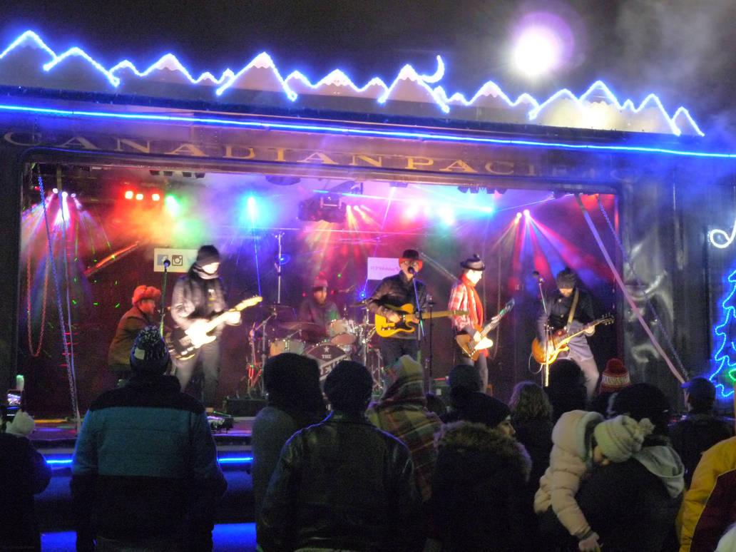 Railfan Trip: 12-3-18: Concert by lonewolf3878