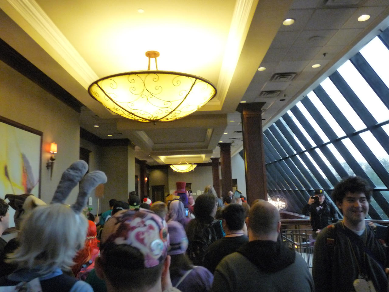 HarmonyCon 2019: March for Equality by lonewolf3878