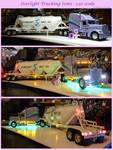 Starlight Trucking Semi - 1:32 Scale