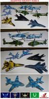 Equestria Aircraft Minis 5