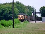Railfan Trip: 7-13-18 - Coal Train