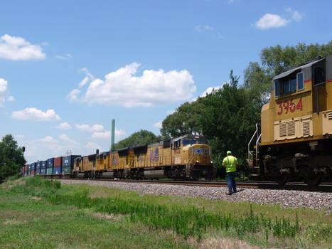 Railfan Trip: 7-13-18 - Inspection