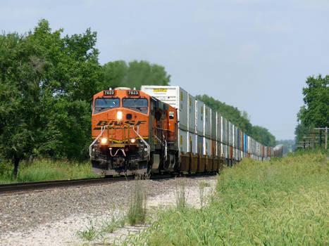 Railfan Trip: 7-13-18 - Last Reroute