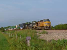 Railfan Trip: 8-18-18: Last Shot