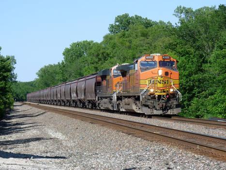 Railfan Trip: 6-11-19: 3rd In Line