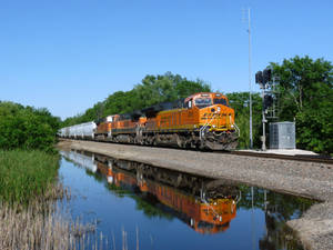 Railfan Trip: 6-11-19: Reflections