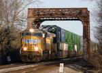 Railfan Trip: 3-16-19: Final Shot