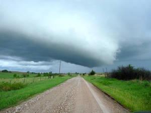 Storm Chase 5-14-20: Something's Happening