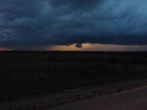 Storm Chase 5-14-20: Fading Light