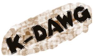 'K-Dawg' Shirt Logo by Vchat20